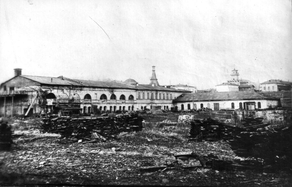 Режевской механический завод в первые годы своей истории