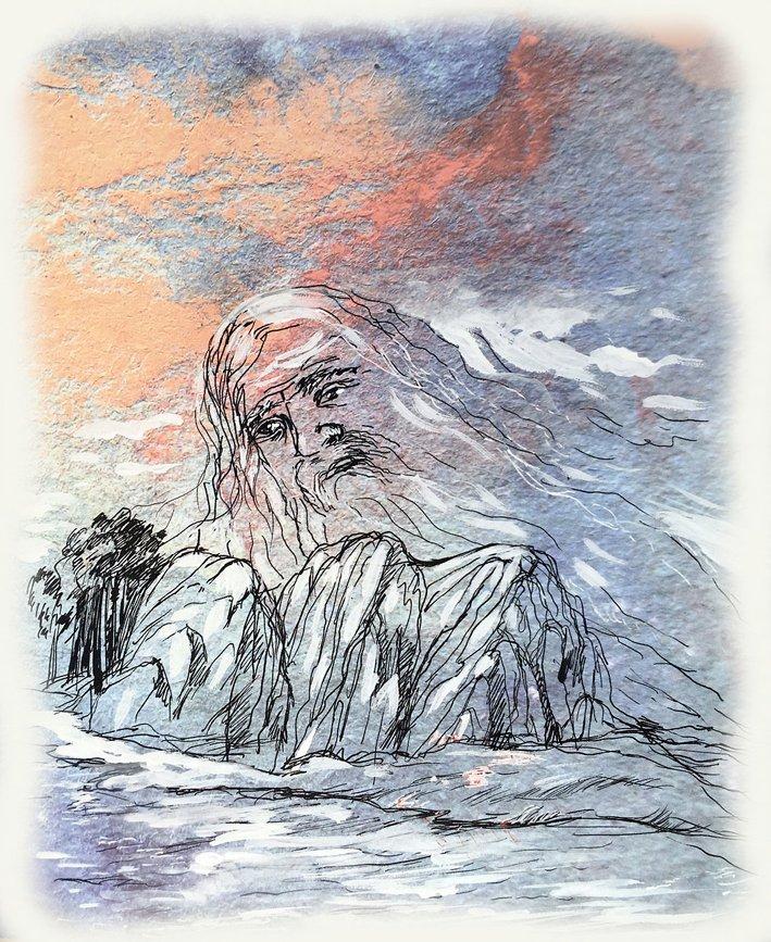 Хозяин Уральских гор