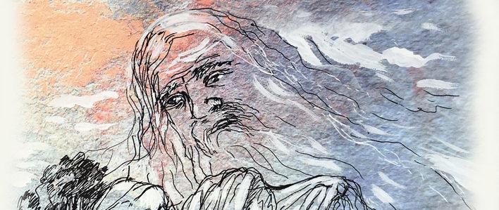 Хозяин Уральских гор. Иллюстрация Т. Г. Бабиной