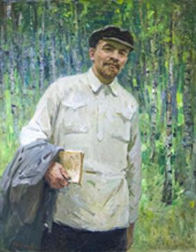 Литературный Ленин прошелся по адуйскому маршруту