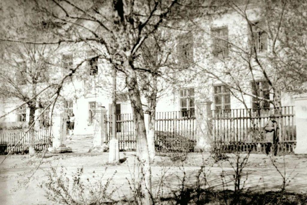 Режевская школа № 3 в 1980-е годы