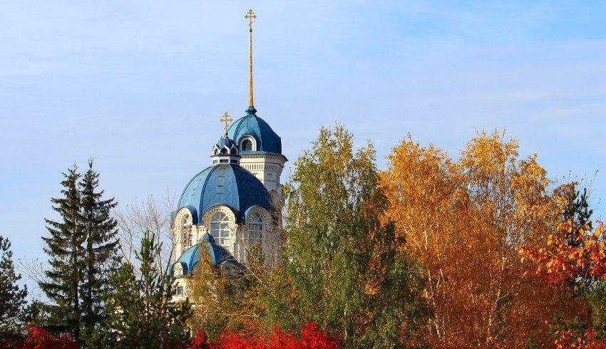 Режевской Иоанно-Предтеченский храм сегодня. Фото Дениса Рычкова