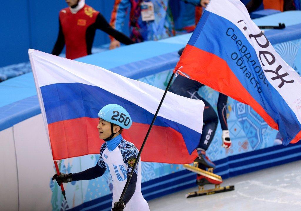 Шестикратный олимпийский чемпион Виктор Ан