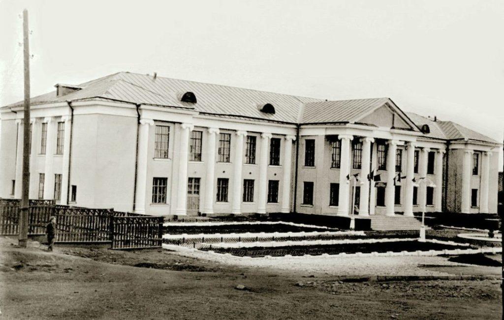 Новый ДК РМЗ в 1960-е годы