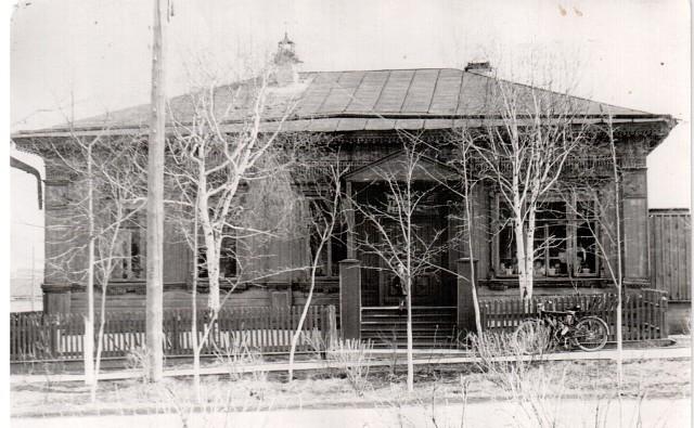 Дом купца Кухманова