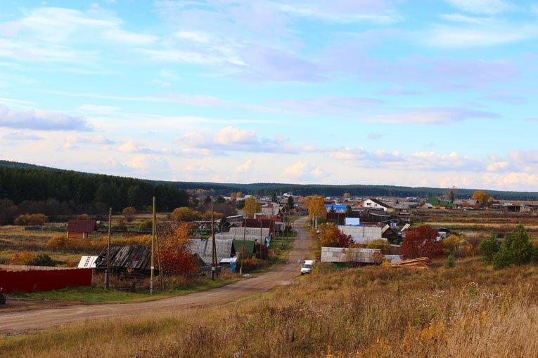 Деревня Колташи