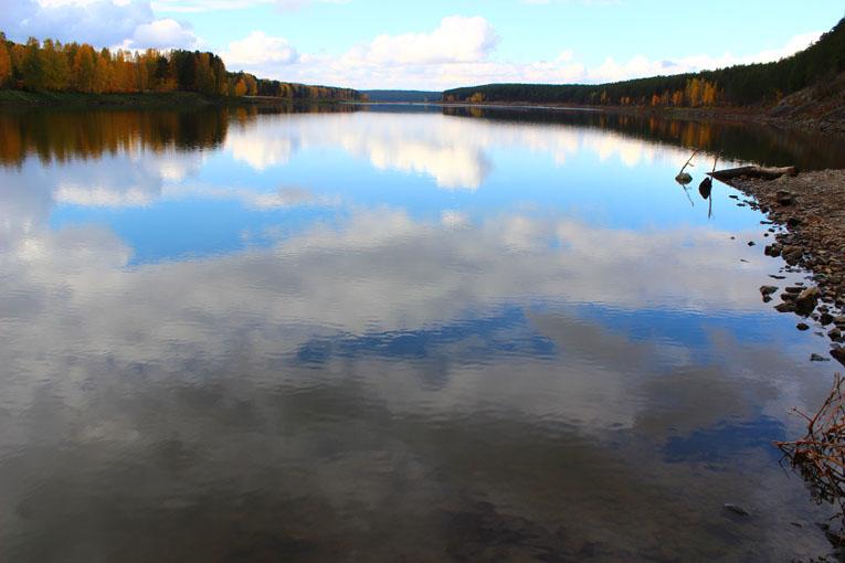 Колташинское водохранилище