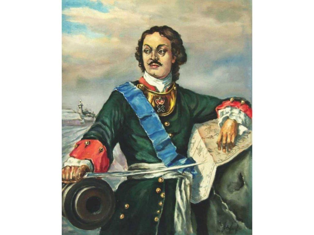 При Петре I завершается процесс заселения русскими берегов реки Реж
