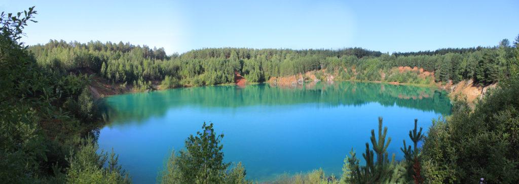 Южный карьер Покровского рудника