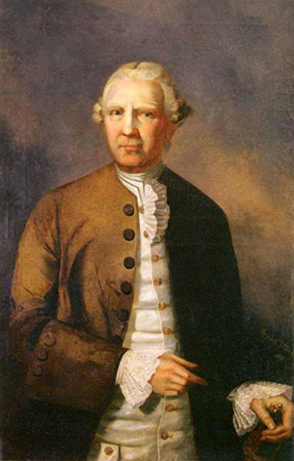 Мина Колокольников. Портрет Саввы Яковлева в 1750-е годы