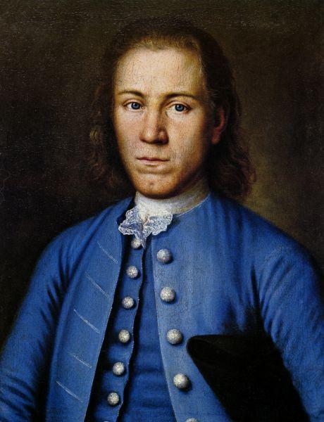Портрет Саввы Яковлева в 1740-е годы