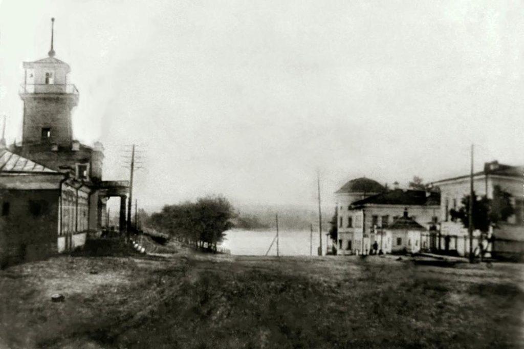 Улица Советская (Покровская) в первые годы советской власти