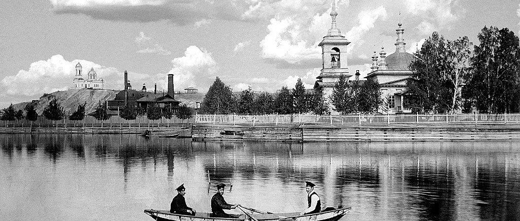 Успенский храм в Реже находился в районе нынешнего Монумента боевой и трудовой славы