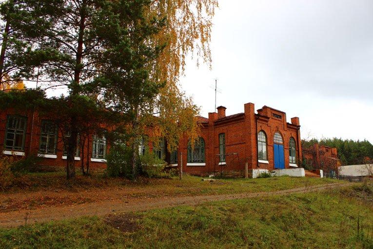 Черемисская Лесная земская больница