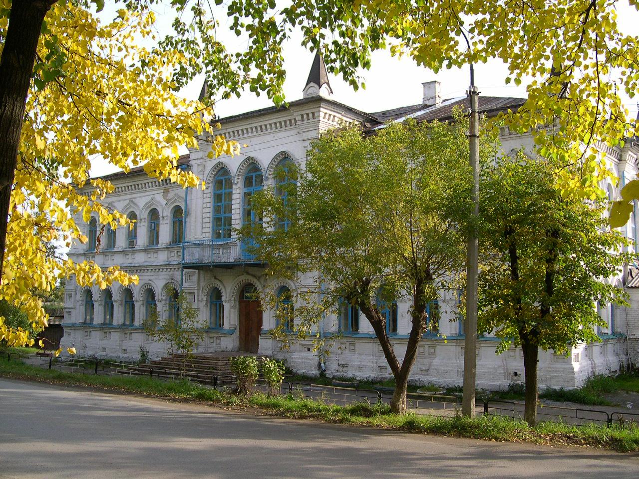 Школа № 1 в Реже