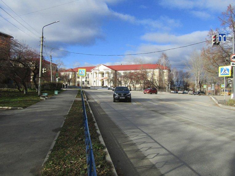 Центр культуры и искусств в Реже