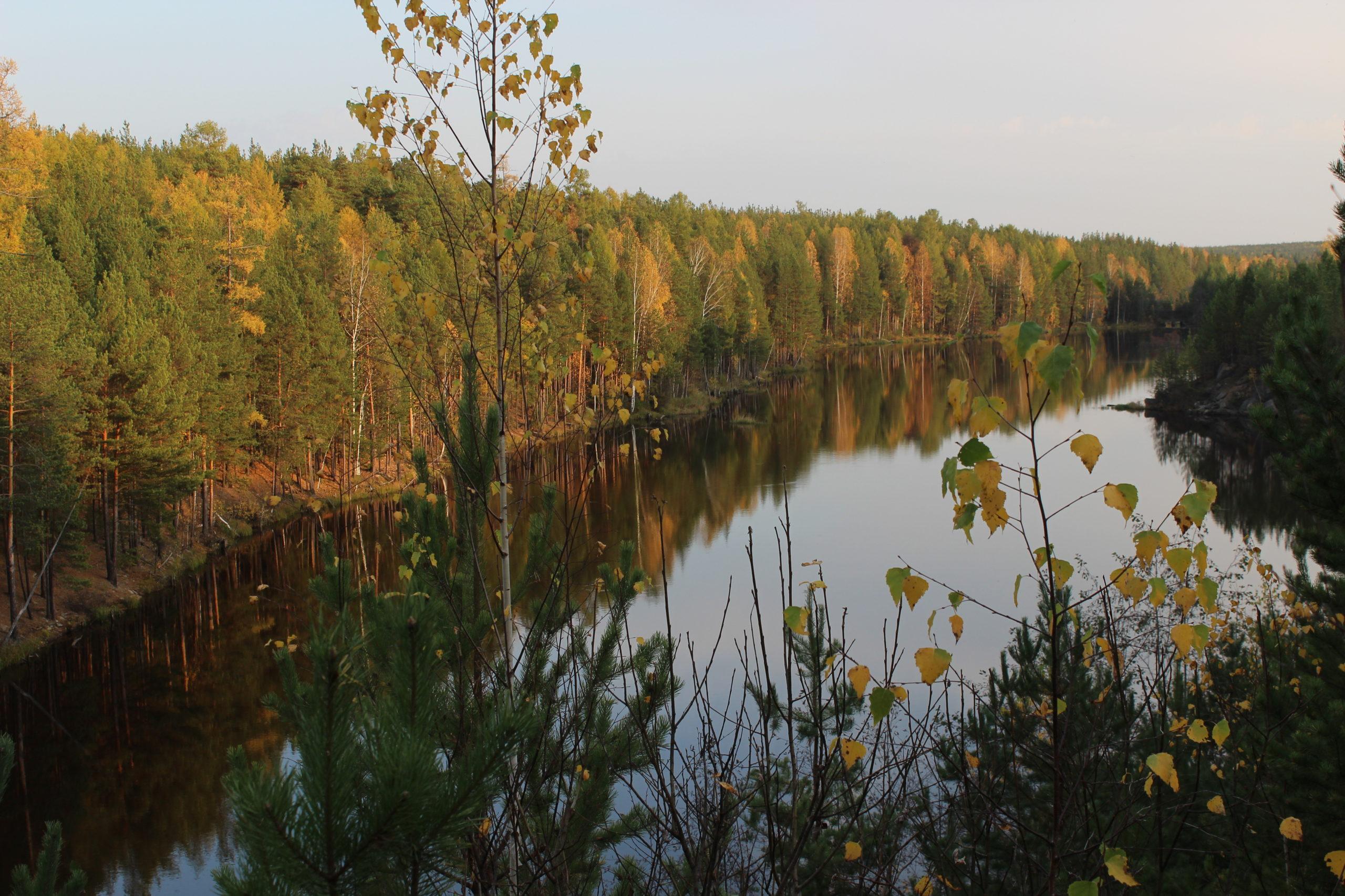 Восточный пруд