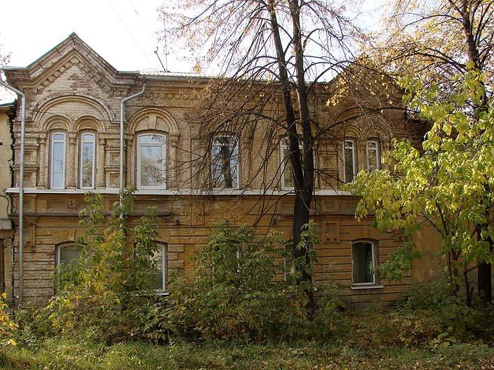 Дом Ушакова