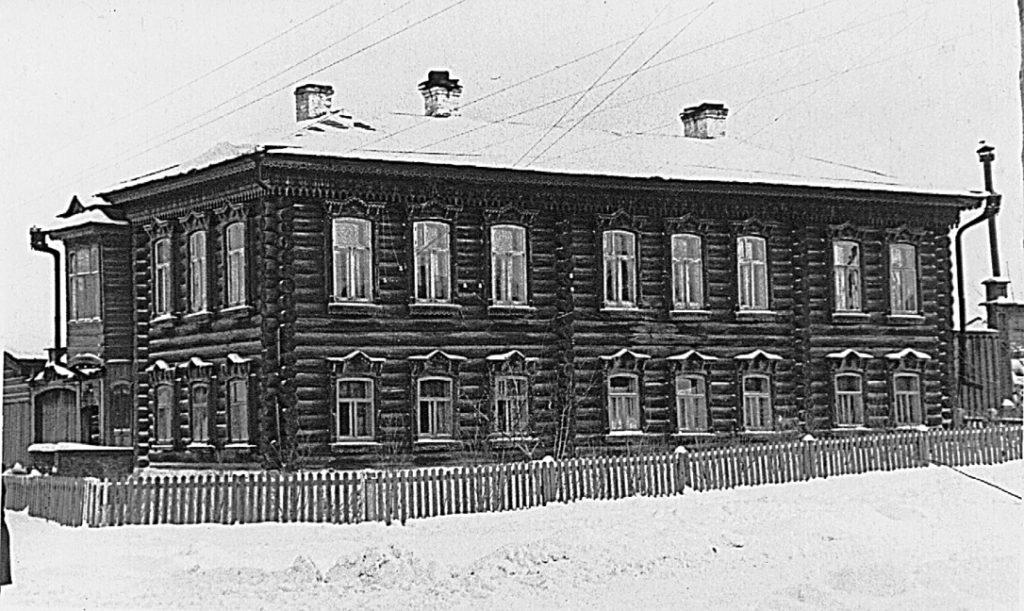 Первый режевской детский сад