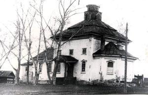 Храм Илии пророка в Октябрьском в советские годы
