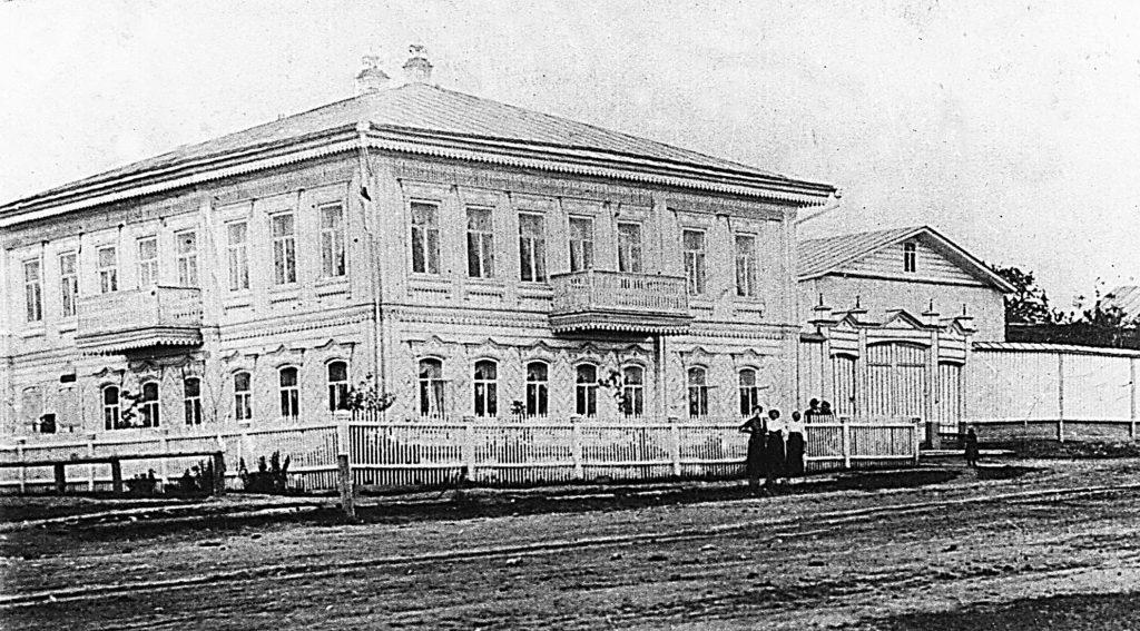 Почта в Реже в советские годы