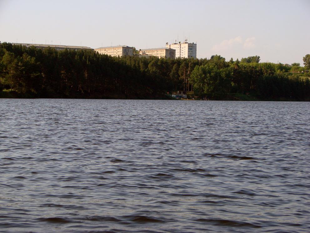 Семь ветров с Режевского пруда