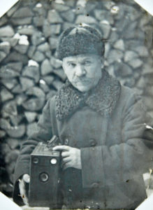 Режевской фотограф А. И. Матвеев